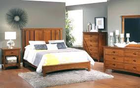 Grey Walls Bedroom Ideas Oak Furniture Natural Flooring Transitional With