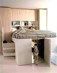chambre avec lit mezzanine 2 places bureau 2 places bureau deux places amacnager une chambre
