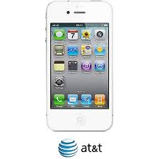 Apple iPhone 4 16GB White AT&T Price based on new line