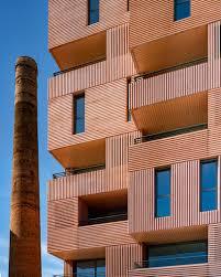 100 Munoz Studio Muoz Miranda Designs Residential Complex In Malaga With Extruding