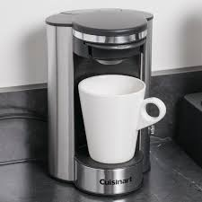 Conair Cuisinart W1CM5S Single Cup Coffee Maker