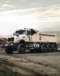 100 Production Truck Mack Defense Enters Vehicle Testing Phase Of Contract CEG