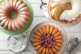 Nordic Ware Pumpkin Cake Pan Recipe by The Party Bundt Pan Returns Flourish King Arthur Flour