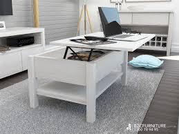 6PCE Whitewash Living Room Suites