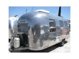 100 Airstream Food Truck For Sale 1965 20 GLOBETROTTER Los Banos CA RVtradercom