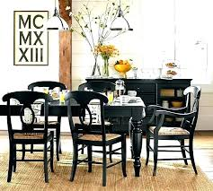 Dining Room Stunning Pottery Barn Chairs Table Centerpieces Hutch Decor Ideas Images Style Gallery