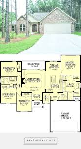 One Level House Plans With Basement Colors 605 Best House Designs And House Floor Plans Images On Pinterest