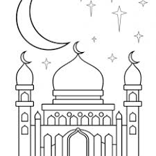 Free Printable Ramadan Coloring Pages