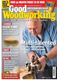 the latest from good woodworking magazine magazines