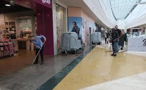 serris le centre commercial du val d europe en partie inondé