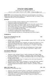 Nurse Resume Example Professional RN Resume