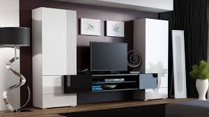100 Roche2 Details About Roche 2 Entertainment Center Cabinet Living Room Wall Unit Tv Stand