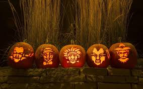 Pumpkin Carving Throwing Up Templates by Carve A Scientist Into Your Halloween Pumpkin