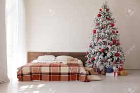 100 White House Master Bedroom Christmas Tree In The Master Bedroom Bed Holiday Gifts New Year
