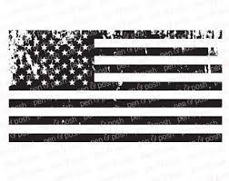 Distressed Flag Svg