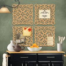 14 x14 designer die cut cork tile board dudes