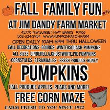 Portland Pumpkin Patch Corn Maze by Jim Dandy Farm Market Home Facebook