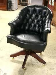 chaise de bureau chesterfield chaise de bureau en cuir micjordanmusic co