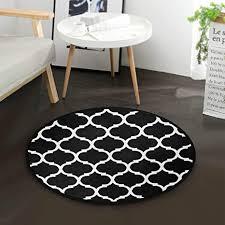 de mnsruu marokkanischer teppich mit rankgitter