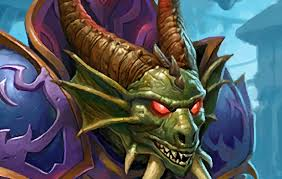 hearthstone features a month in the wild week three dragon