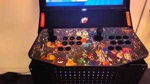 X Arcade Mame Cabinet Plans by Maximus Arcade X Arcade Custom Cabinet Youtube