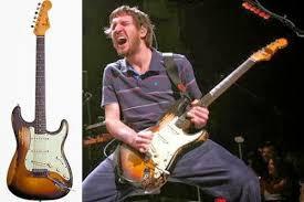 John Frusciante 1962 Fender Stratocaster