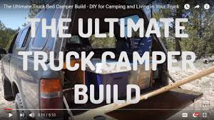 The Ultimate Truck Bed Camper Build Side Shelve For Storage Truck Camping Ideas Pinterest Fiftytens Threepiece Truck Back Hauls Cargo And Camps In The F150 Camping Setup Convert Your Into A Camper 6 Steps With Pictures Canoe On Wcap Thule Tracker Ii Roof Rack System S Trailer The Lweight Ptop Revolution Gearjunkie Life Of Digital Nomad Best 25 Bed Ideas On Buy Luxury Truck Cap Camping October 2012 30 For Thirty Diy