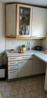 einbauküche gebraucht g form mit elektrogeräten raum