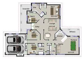 Pleasurable Inspiration 4 Bedroom House Plans Zimbabwe 9 5 On Modern Decor Ideas