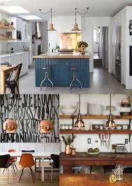 lightfixtures of kitchen with great copper kitchen