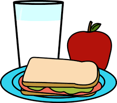 Healthy School Lunch Clip Art
