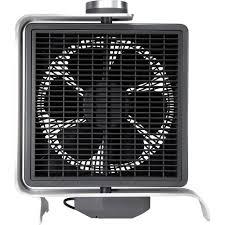 Vornado Zippi Desk Fan by Desk Fan Sygonix 50 W Black Silver From Conrad Com