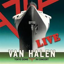 van halen panama and runnin with the devil from tokyo dome