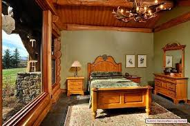 Cabin Style Homes Colors Log Cabin Style Bedroom Ideas Fascinating Cabin Bedroom Decorating