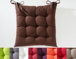 galette de chaise 43x43 housse de chaise galette de chaise coussin de chaise becquet