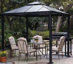 Outdoor: Sears Gazebo | Canopy Tent Costco | Patio Gazebos Amazoncom Claroo Isabella Steel Post Gazebo 10foot By 12foot Outdoor Stylish Modern Sears For Any Yard Ylharriscom 10 X 12 Backyard Regency Patio Canopy Tent With Gazebos Sheds Garages Storage The Home Depot Perfect Solution Pergola This Hardtop Has A Umbrellas Canopies Shade Fniture Instant 103 Best Images About On Pinterest Pop Up X12 Curtains Framed