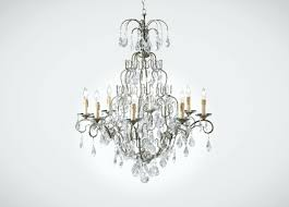 Ethan Allen Chandelier Images Eight Light Large Gray Dining Room Chandeliers