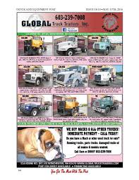 Truck Equipment Post 18 19 2016 By 1ClickAway - Issuu 2009 Mack Pinnacle Cxu612 Trucking Industry Stalls On Regulations Lack Of Parking Bloomberg Box Van Trucks For Sale Truck N Trailer Magazine Strgthening Regional Value Chains Whats The Role African Trade Export Trucks Buy Sell Commercial Vehicles Marketplace In Malaysia Ucktrader Global And Parts Selling New Used Plumber Sues Auctioneer After Truck Shown With Terrorists Cnn Vacuum Cmialucktradercom