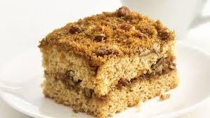 Skinny Streusel Coffee Cake Recipe BettyCrocker