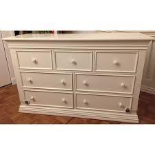 Sorelle Dresser French White by Sorelle Verona Double Dresser W Changer In French Aptdeco