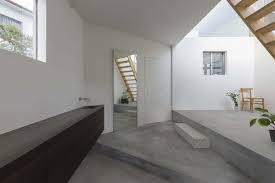 100 Housein A Tessellated Floor Plan Provides Depth And Space For This
