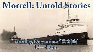 Edmund Fitzgerald Sinking Timeline by Morrell Untold Stories Detroit Historical Society