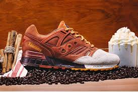 Pumpkin Latte Lite Dunkin Donuts by Saucony Is Making Pumpkin Spice Latte Sneakers Because Of Course