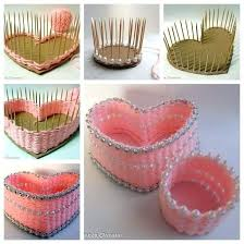 Handmade Home Decoration Items Ative Ation Easy Pertaining To How Make Decorative