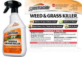 Spectracide Weed And Grass Killer 86019