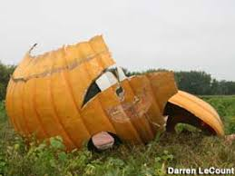 Pumpkin Patches In Milton Wv by Milton Wi Giant Pumpkin Silo Gone