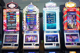 Used C Tech Cabinets by Slot Machines Perfected Addictive Gaming Now Tech Wants Their