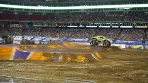 Gas Monkey Garage Freestyles Like A Boss At The Monster Jam ...