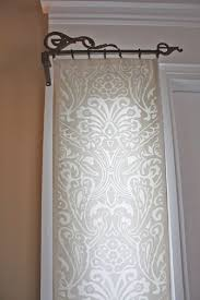Front Door Side Panel Curtains by Sidelight Panel Curtains Curtains Ideas