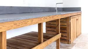 meuble haut cuisine bois meuble cuisine bois massif cuisine dt meuble bois massif et plan